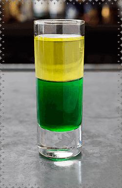 Eazy E Exotico Tequila Shot Recipe