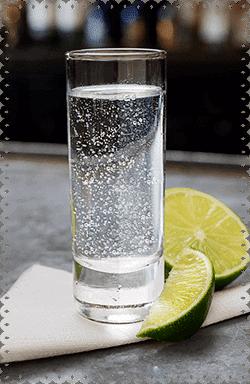 Slammer Exotico Tequila Shot Recipe